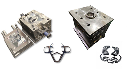 Mold for auto parts
